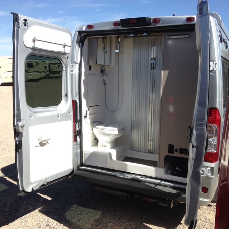 Travato Bathroom Camping Pinterest Bathroom