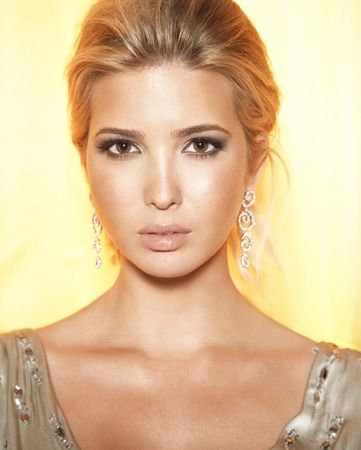 One Of America's Most Dazzling Debutantes Ivanka Trump. Smart, Sophisticated and Sexy!