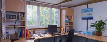 Duo Garden Office interior