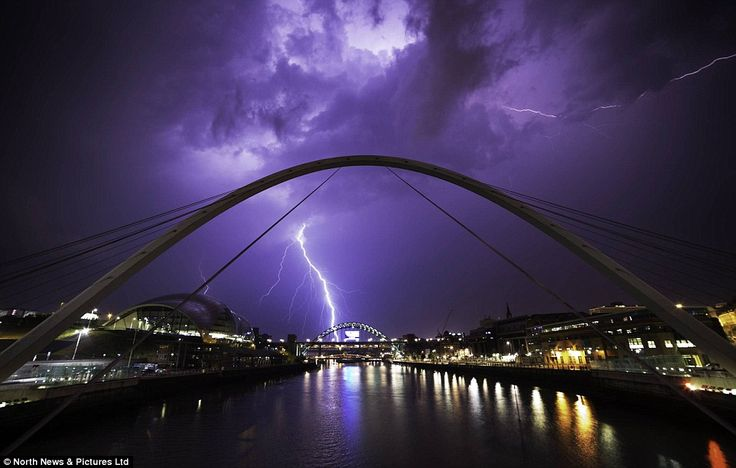 07/02/2015 - More than 57,500 left without power in Yorkshire, County Durham, Tyne and Wear and Northumberland due to storm ...hailstones the size of 'golf balls' lashing the North East.