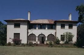 The house of Daisy the Melker,  is where she murdered her spouses and son.