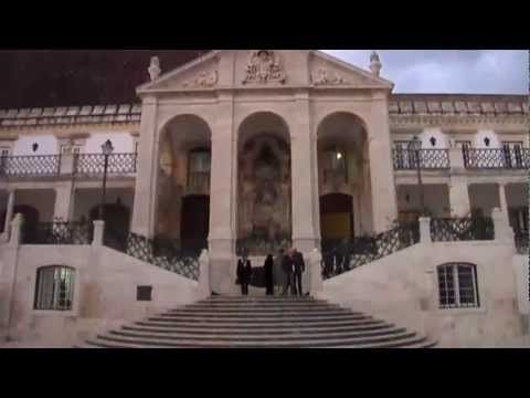 """«O programa """"nós por ai"""" visitou a Universidade de Coimbra, a Mais antiga universidade de Língua portuguesa e uma das dez mais antigas da Europa.»"""