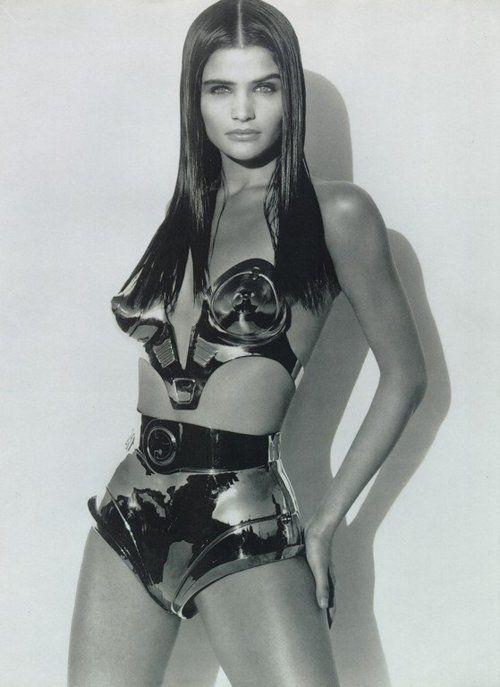 Helena Christensen | Thierry Mugler RTW Spring 1991