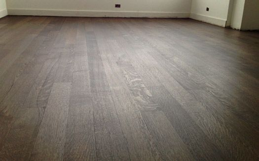 Rubio Monocoat Fumed With 50 50 Black Natural Oil