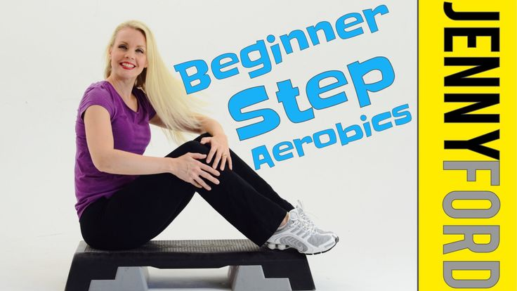 Uploaded my latest Beginner Step Aerobics workout on my YouTube channel. I designed it for beginning steppers or for those who are just getting back to step training. Would love to hear what you think!