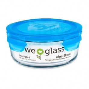Wean Green - Meal Bowls 24oz (720ml) - Blueberry