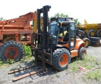 Get Free Price Quotes For Used 2002 Ausa CH250 Forklift @ Construction-MachineryTrader.Com
