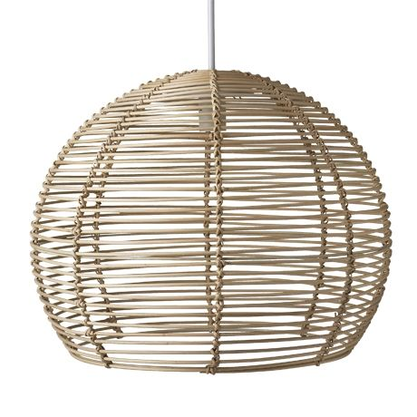 FEATURE LIGHTING: Rattan Pendant to tie back in with the Rug @Armadillo @Inadesignerhome Idh #createmyinterior