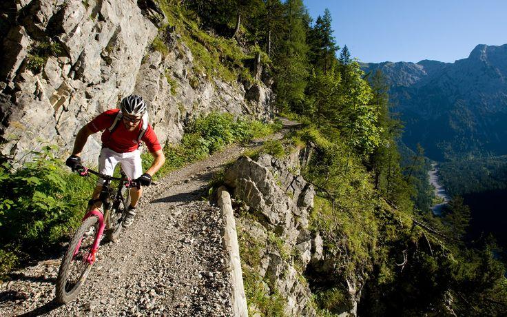mountain biking trails | mountain-bike-trails-wallpaper-bike-trail-tirol-----achensee ...
