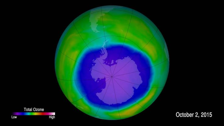 The Antarctic ozone hole has finally started to 'heal,' scientists report - The Washington Post