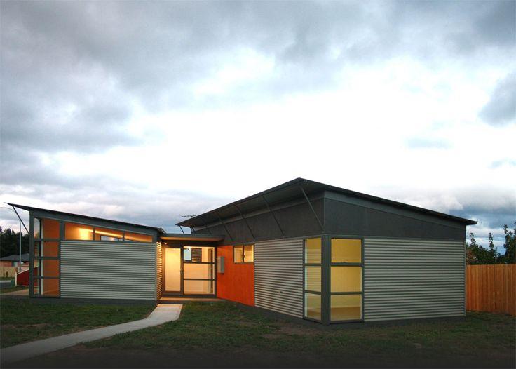 JAWS' MAKO Modular Homes. www.jawsarchitects.com