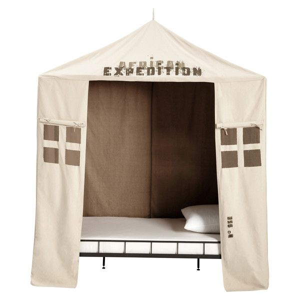 Beautiful Structure Lit Enfant 90 X 190 Cm En Métal. Bed TentChild ... Pictures Gallery