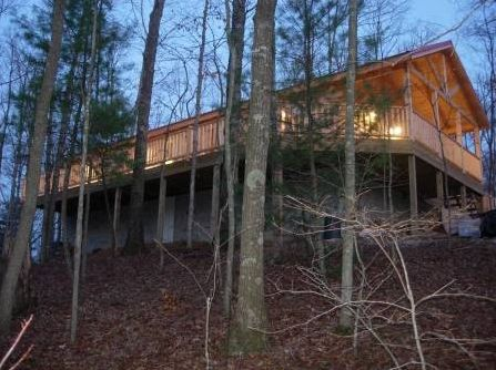 City Slickers Hideaway Red River Gorge Log Cabin | Scenic Cabin Rentals