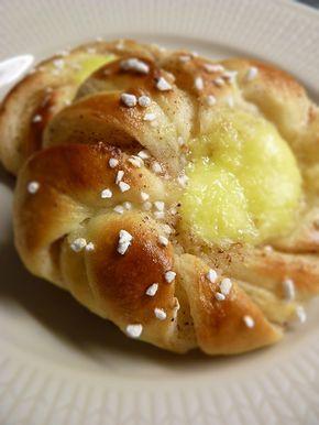 Recept på Vaniljbullar - Recept.com
