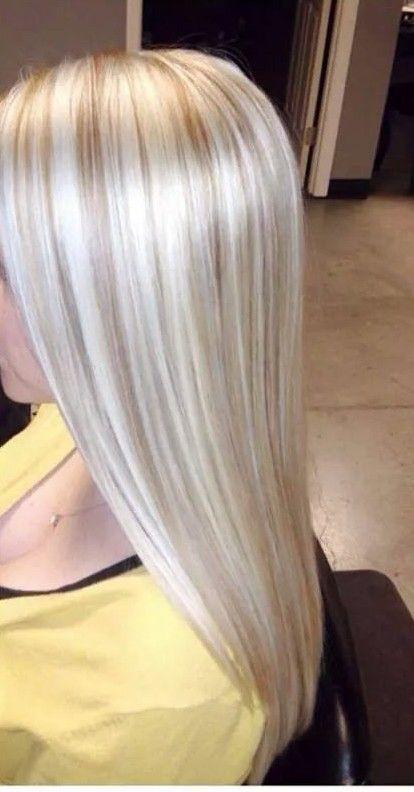 Beautiful Dimensional Blonde HAIR Pinterest