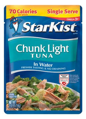 Save $1.00 on any TWO (2) StarKist® Tuna Pouch Products Coupon