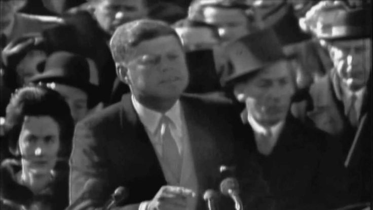 JFK's Inaugural Address