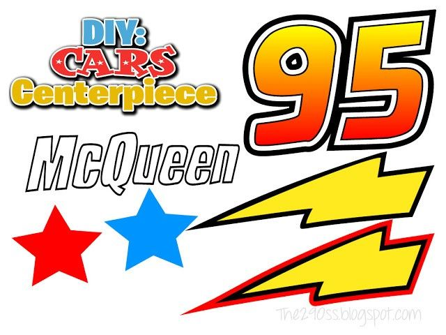 1000 Images About Disney Cars Party Ideas On Pinterest