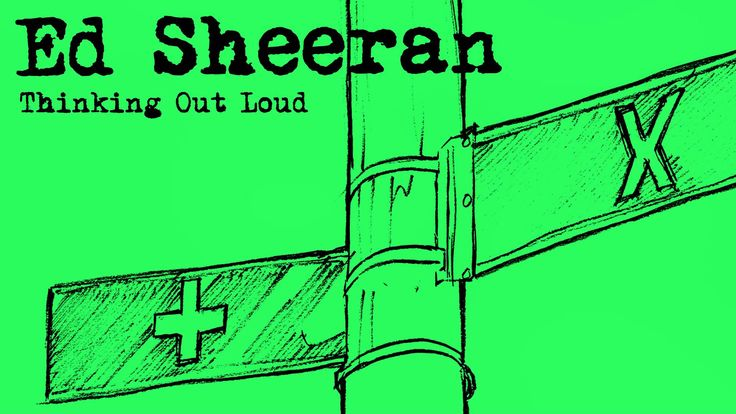 Love this song.........never heard it before today!! Ed Sheeran - Thinking Out Loud [Official Audio]