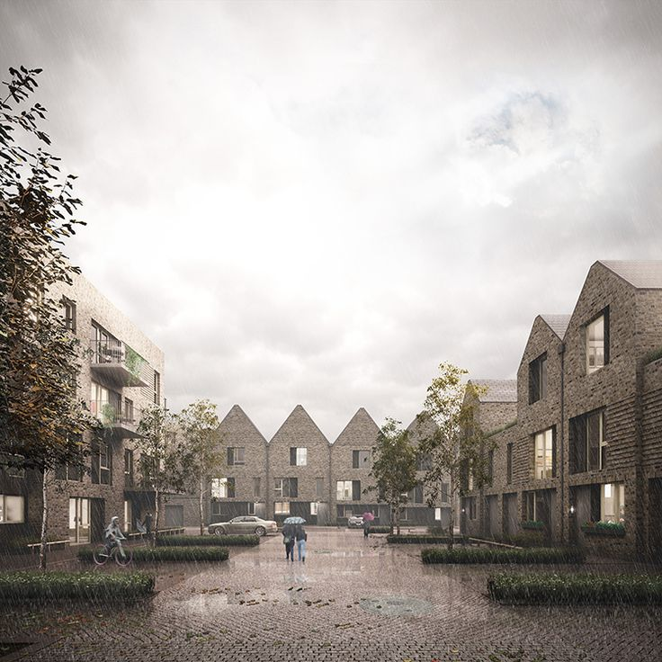 Forbes Massie / 3D Visualisation Studio / London - Work - Hawkins\Brown / SalterRoad