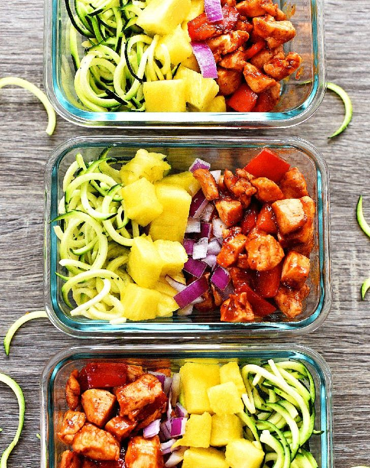 27 Chicken Meal Prep Recipes That Never Get Boring Good For You