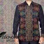 – Kode BP036 – Batik Printing – Bahan Katun – Tanpa Puring – Harga Rp.275.000 – Harga belum termasuk ongkir