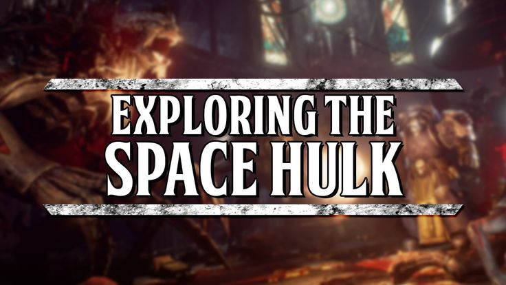 Space Hulk Deathwing: Map Exploration https://www.youtube.com/watch?v=Nxyk35cjKJ8