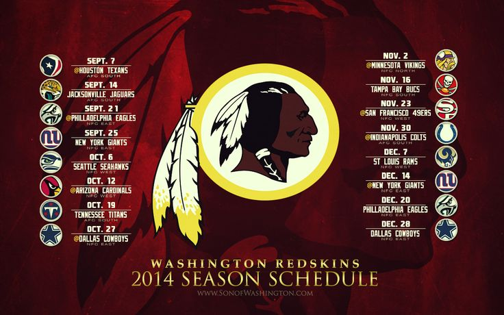 2014 season closer: cowgirls at redskins