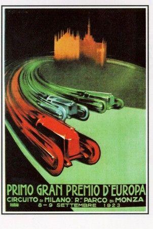 Italian Grand Prix / Circuito di Milano / 1923