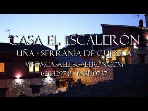 Casa Rural en Cuenca   Casa el Escalerón