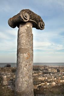 Ruins of Histria (Roman City), Constanta, Romania
