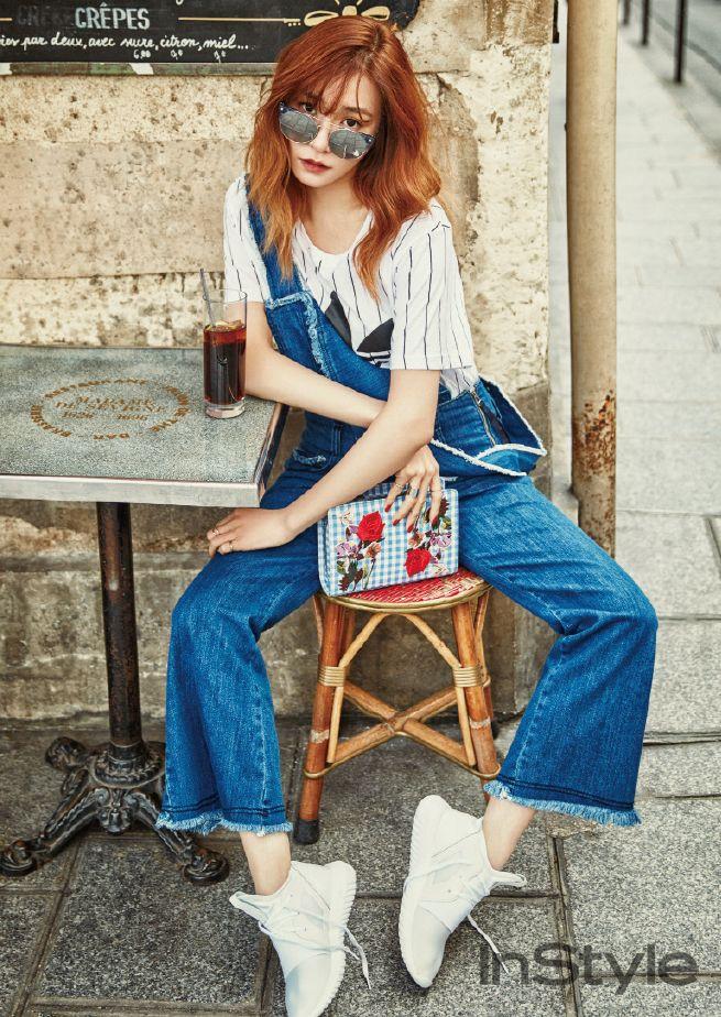 Tiffany // InStyle Korea