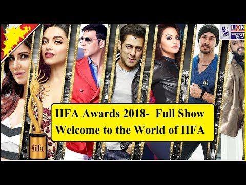 IIfa filmfare award 2018 | Bollywood Actors performance (Bangkok