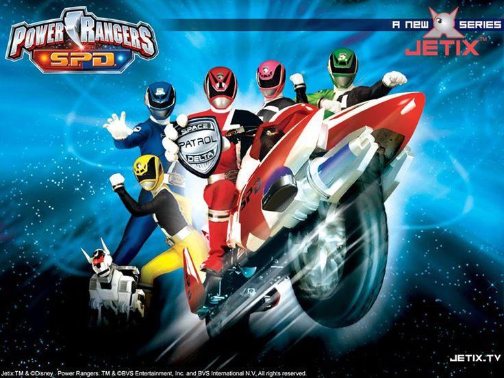 "power rangers | Power Rangers S.P.D."" desktop wallpaper (800 x 600 pixels)"