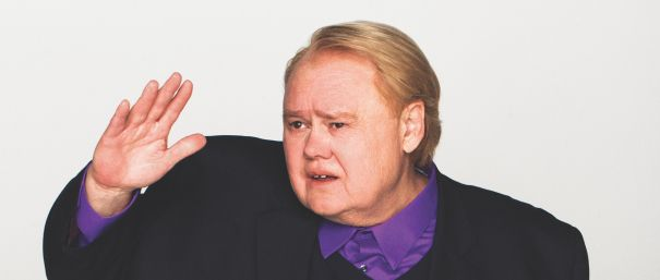 Emmy Winner Louie Anderson On 'Baskets', Love, And Lessons From Mom