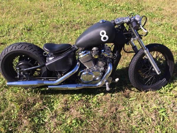 best images about honda bobber bikes sportster honda vlx 600 bobber