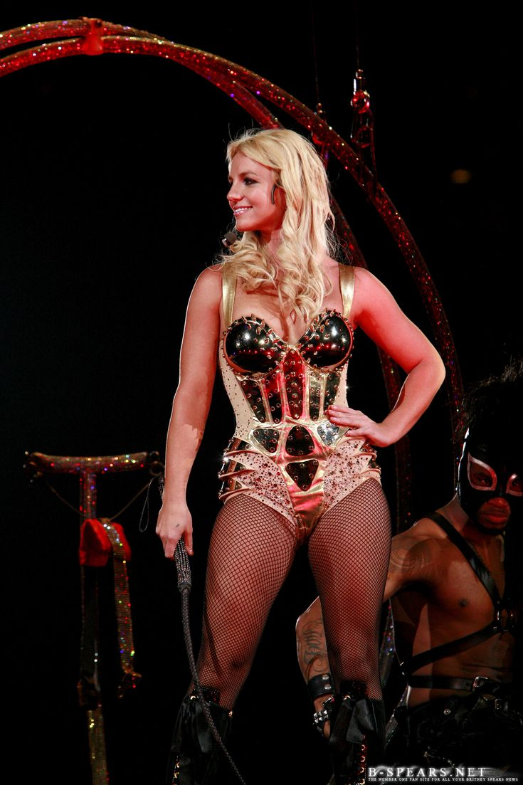 Britney Spears Tour  Europe