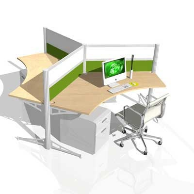 modern and sleek office to the next generation of modular office furniture