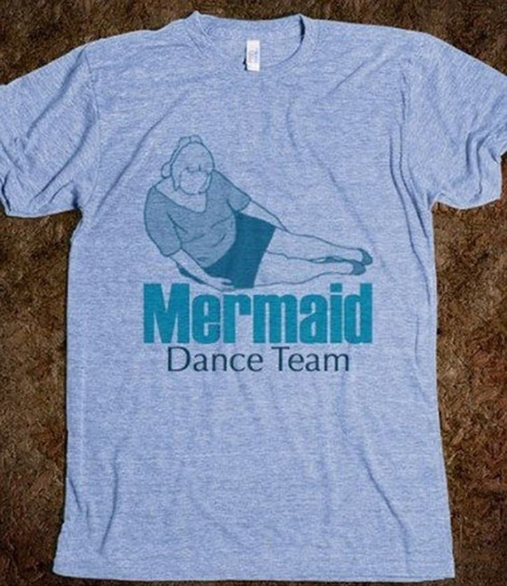 Mermaid dance team shirt...