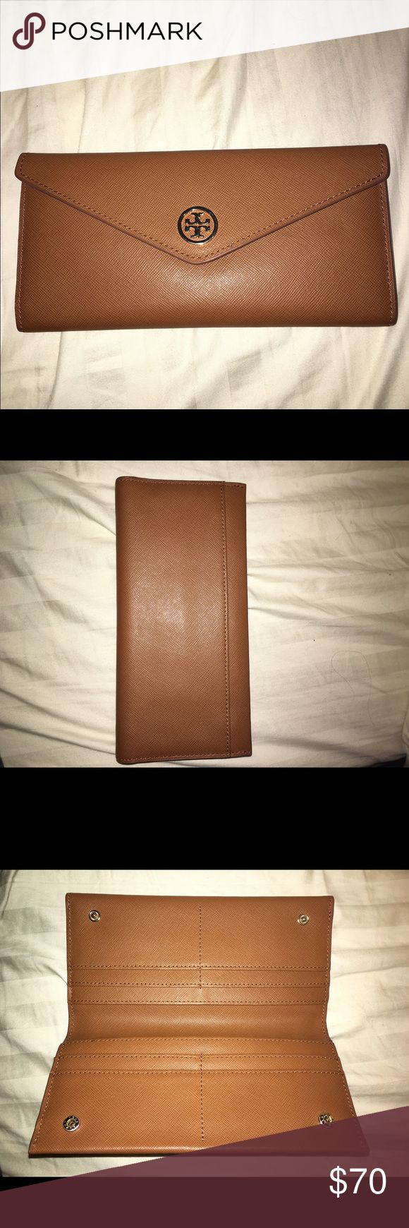 Tory Butch Wallet *Brand New* Tory Burch Brown Wallet Tory Burch Bags Wallets