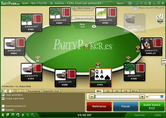 Aprende a jugar Poker en línea.