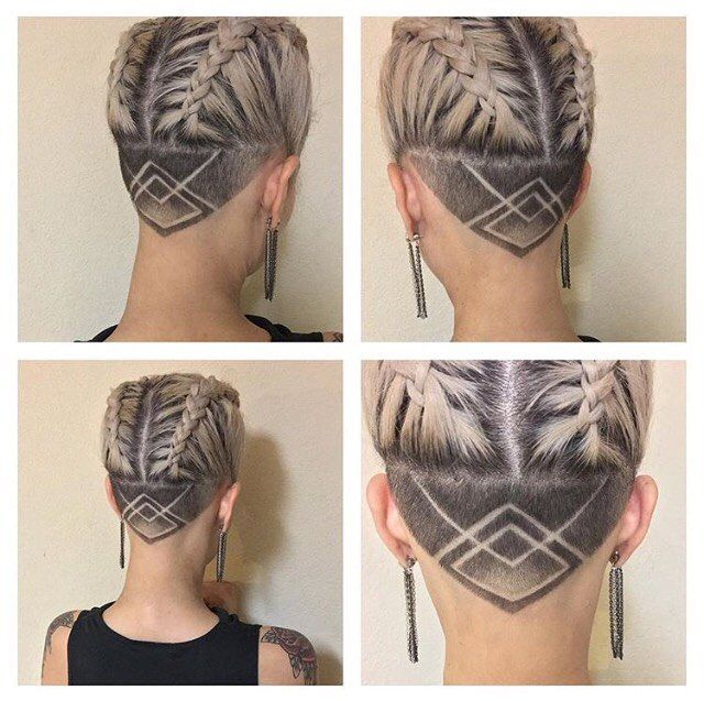 undercut design ideas