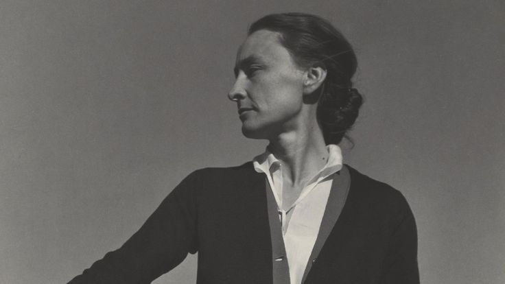 Who could be more desirous of forgetting what they had on than women such as Jacobs and O'Keeffe, who had so much to do?
