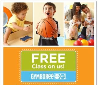 TODAY'S FREEBIE: Gymboree Play and Music class (US/CDN)  -- Get in on the fun today by signing up for a free class! For ages 0 to 5 years old.  Read more: http://www.frugal-freebies.com/2013/08/freebie-gymboree-play-and-music-class.html