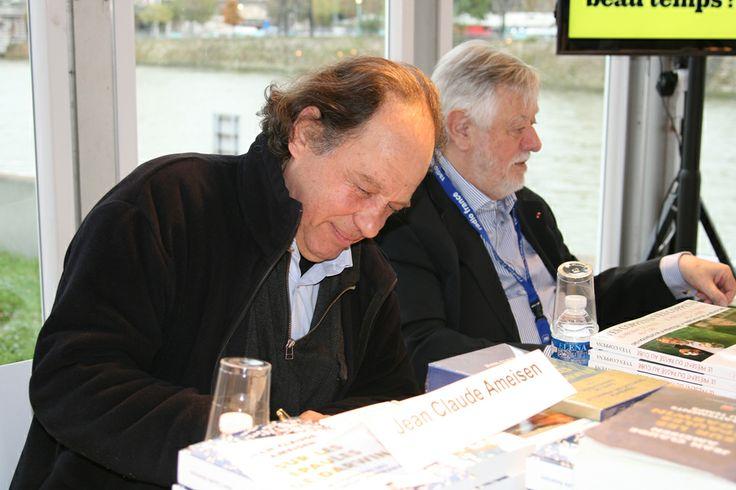 Jean-Claude Ameisen et Yves Coppens