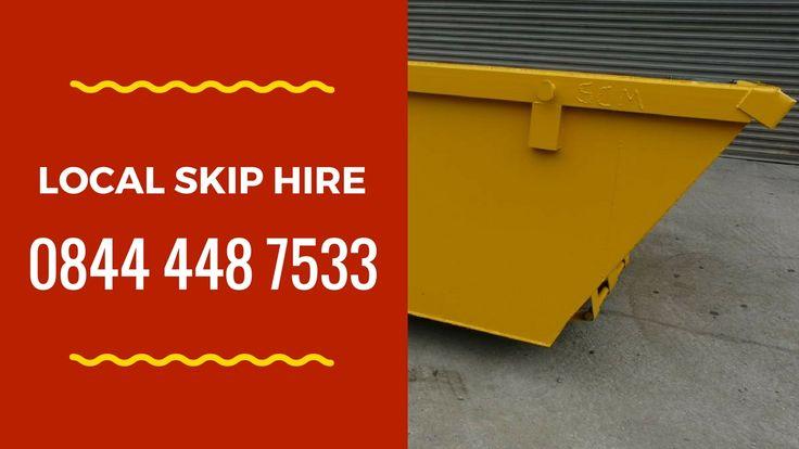 Skip Hire Croydon | 0844 448 7533 | Croydon Surrey