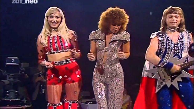 ABBA  : Waterloo (German TV) HQ