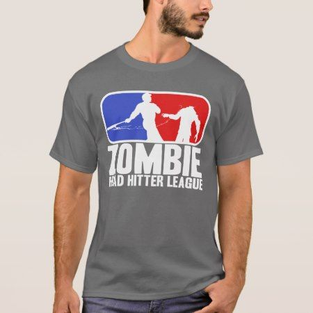 Zombie league T-Shirt - tap to personalize and get yours