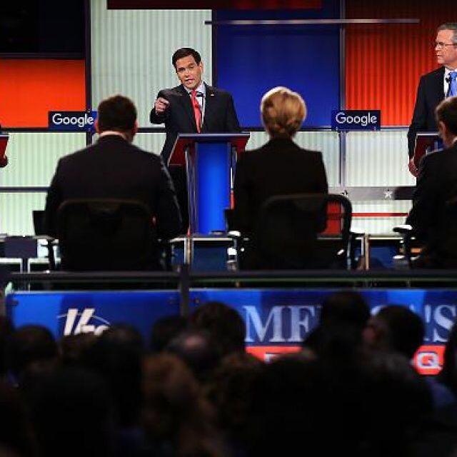How to Watch Tonight's Republican Debate Online