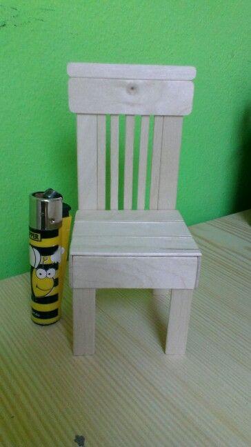 Špachtlová židle :-)